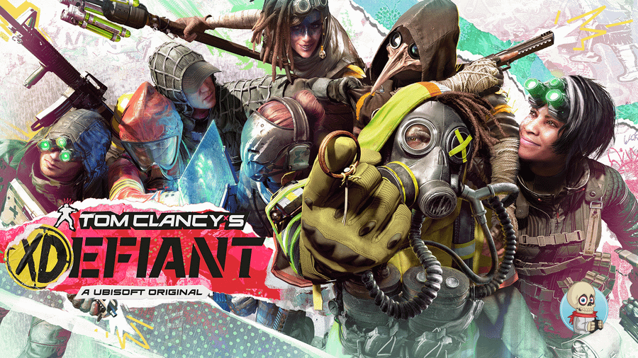 Ubisoft Công Bố  Tựa Game Bắn Súng Miễn Phí Tom Clancy's XDefiant